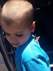 Ezekiel, age 4